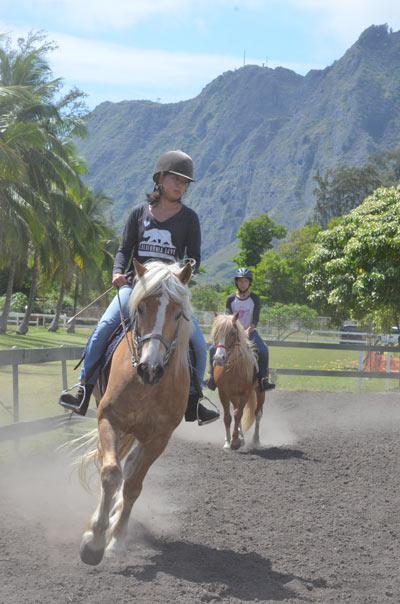 Riding Lessons Hawaii
