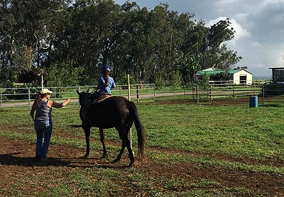 Waimea Horsemanship Program